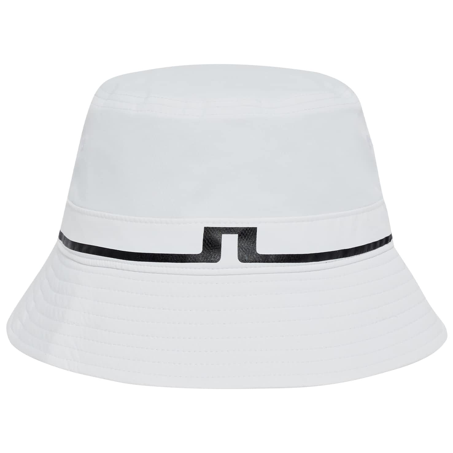 Hank Bucket Hat Micro Poly White - SS20