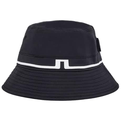 Hank Bucket Hat Micro Poly Black - SS20