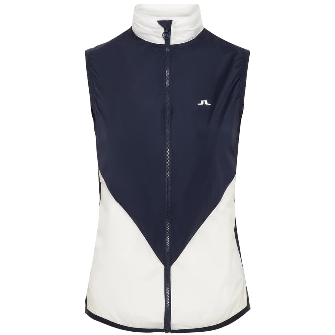 Womens Skye Vest Stretch Wind Pro JL Navy - SS20