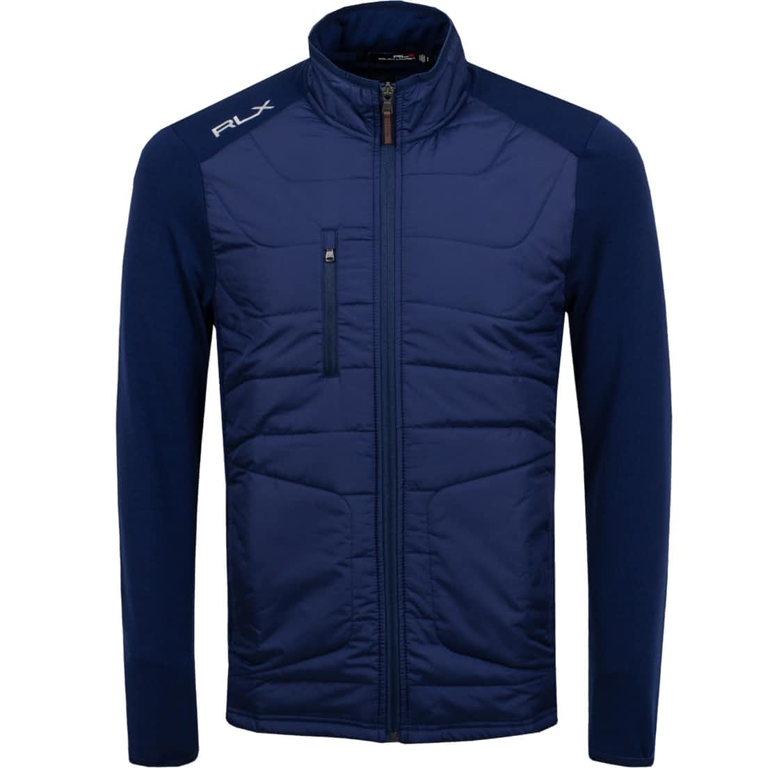 Cool Wool Jacket French Navy - SS20
