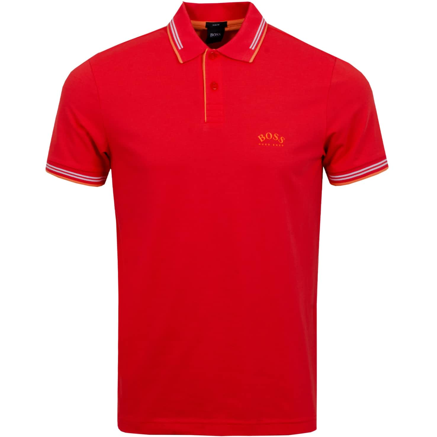 Paul Curved Bright Red - SS20