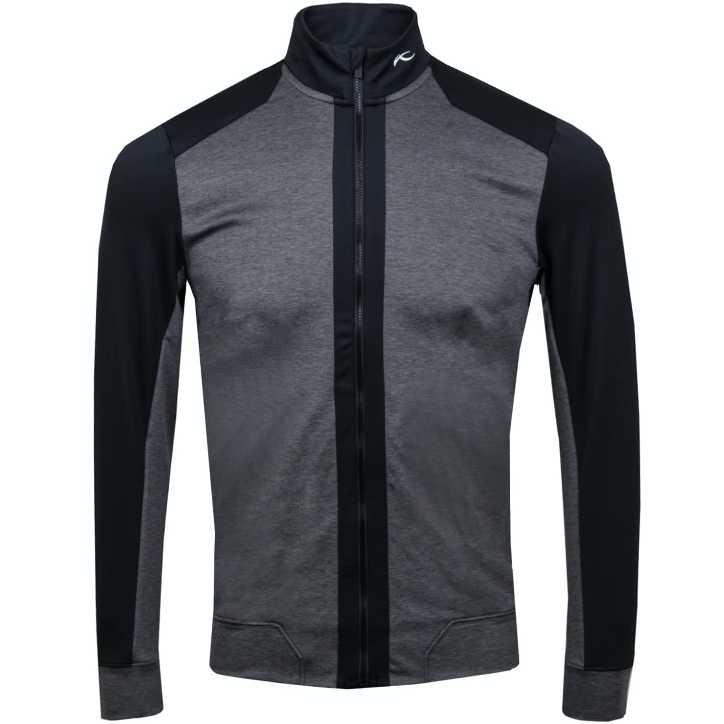 Mateo Jacket Steel Grey Melange
