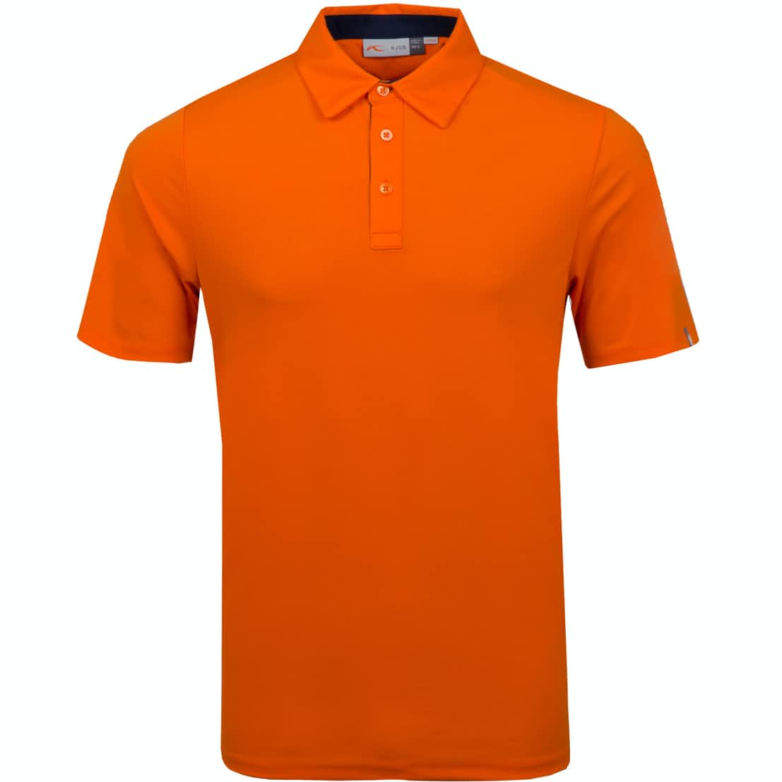 Silas Polo  Orange - 2019