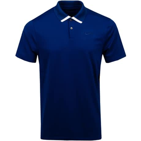 Dry Vapor Solid Polo Blue Void - SS20