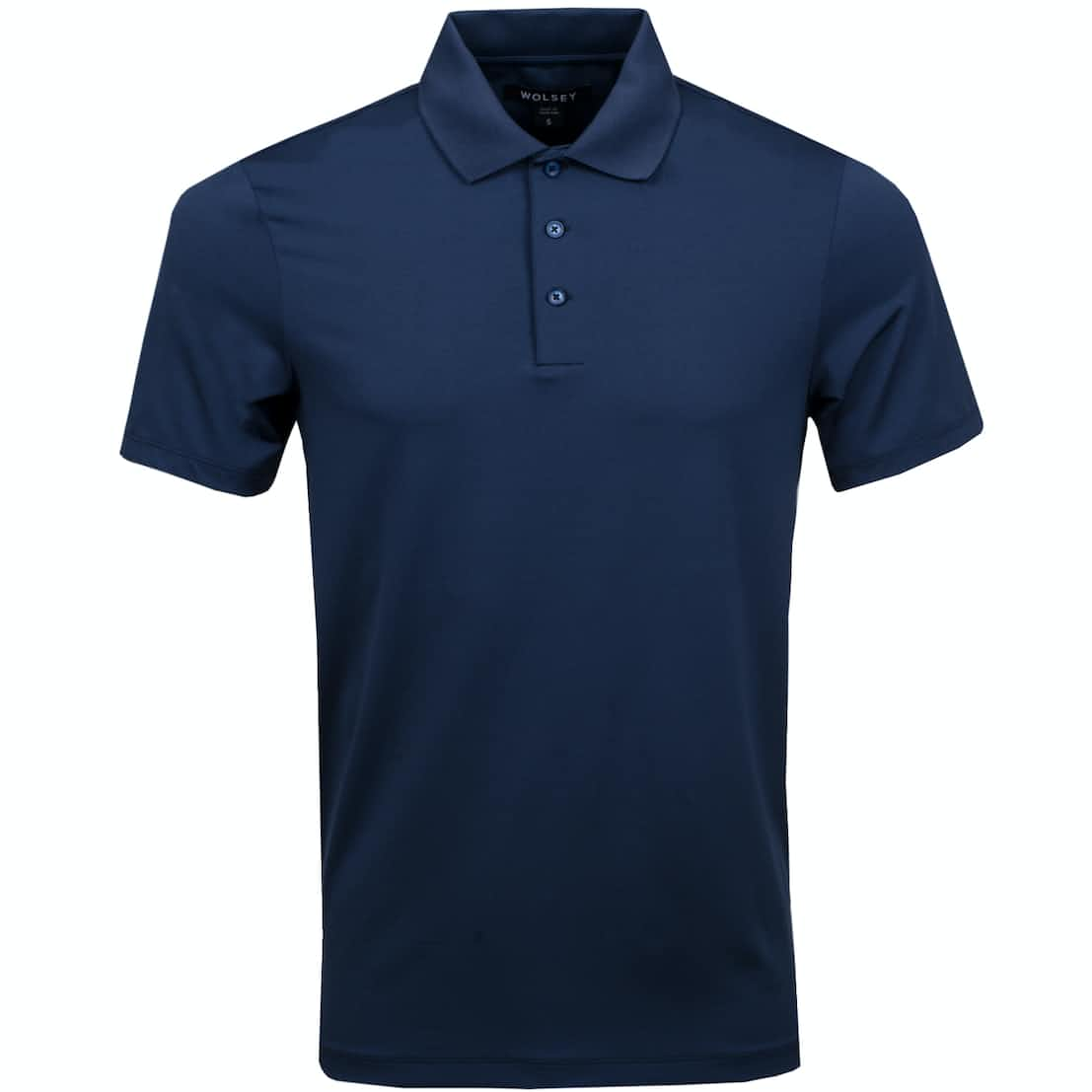 Hillwell Classic Technical Polo Total Eclipse - SS19