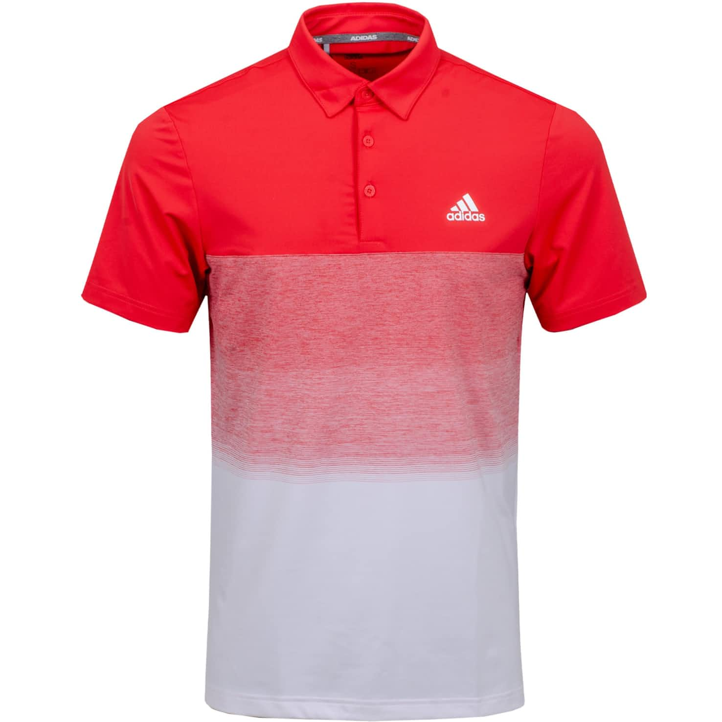 Ultimate 365 1.1 Print Polo Real Coral - SS20