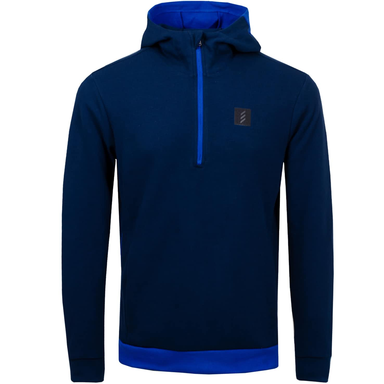 Adicross Quarter Zip Hoodie Team Royal Blue - SS20