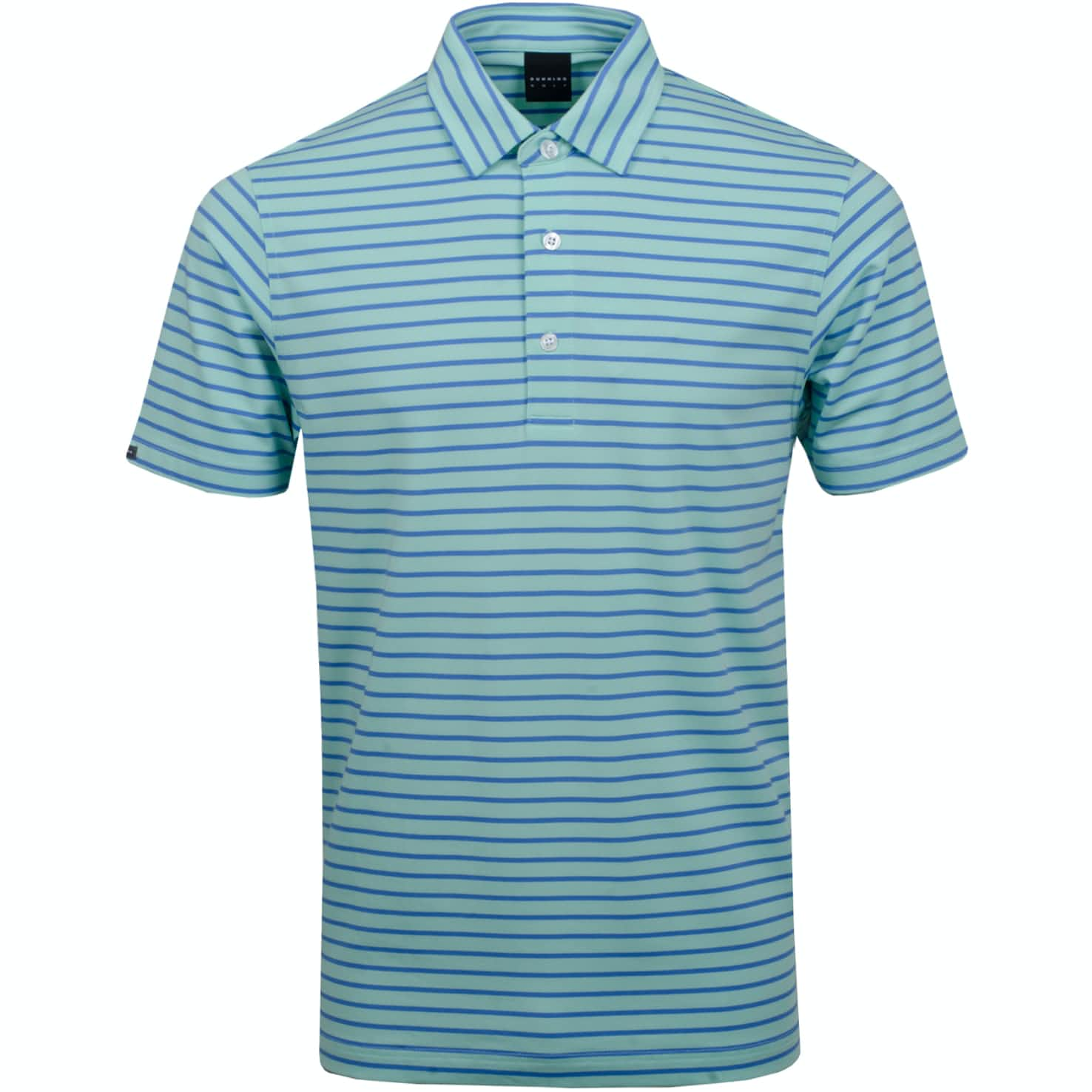 Bristol Natural Hand Polo Beach Glass/Surf Blue - SS18