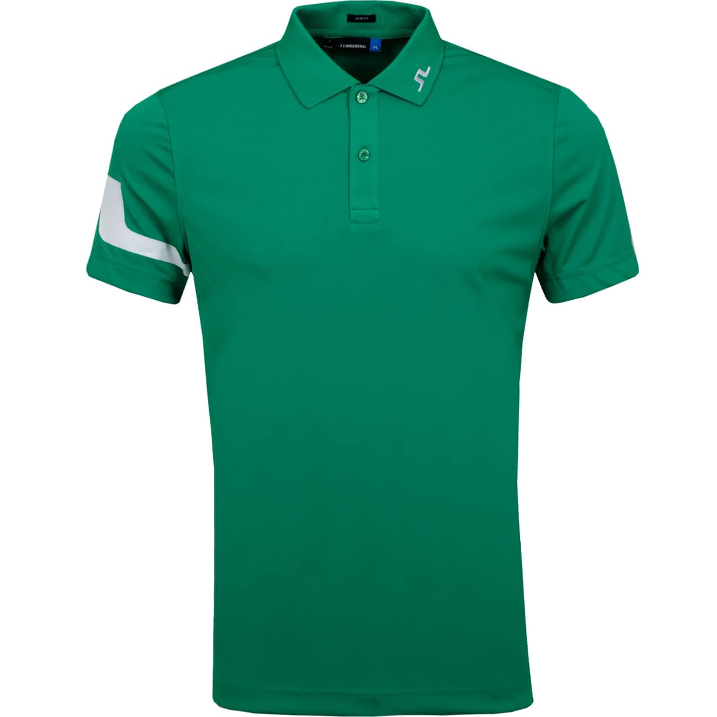 Heath Slim Fit TX Jersey Stan Green - SS20