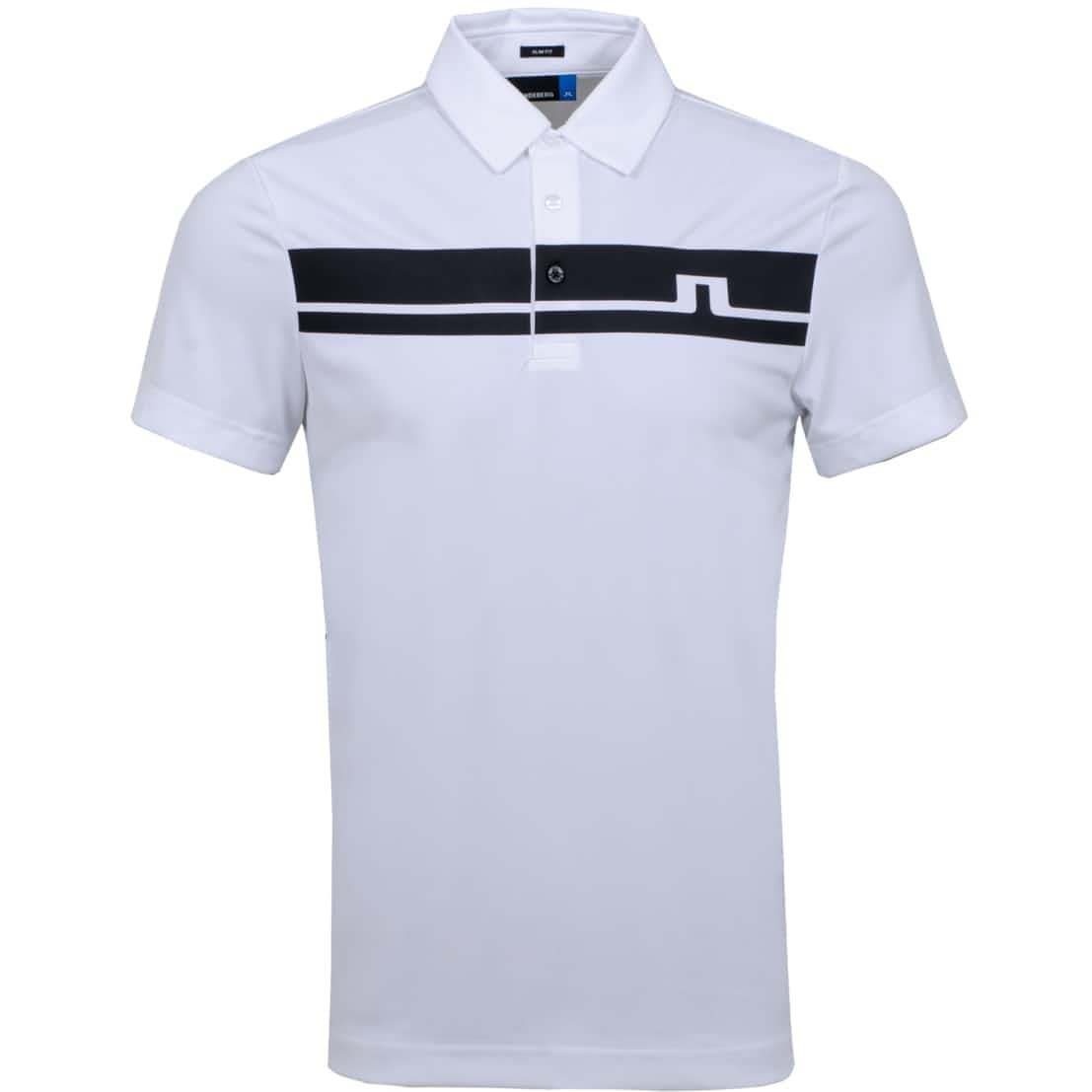 Clark Slim Fit TX Jersey White - SS20