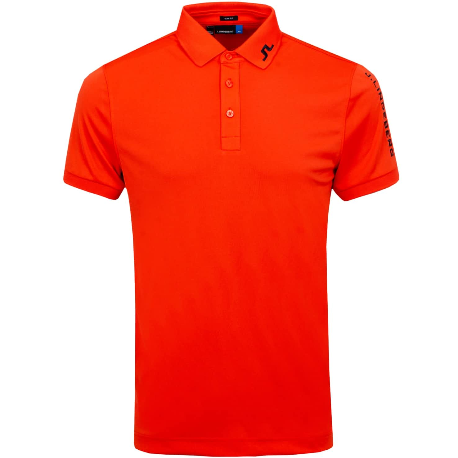 Tour Tech Slim Fit TX Jersey Tomato Red - SS20