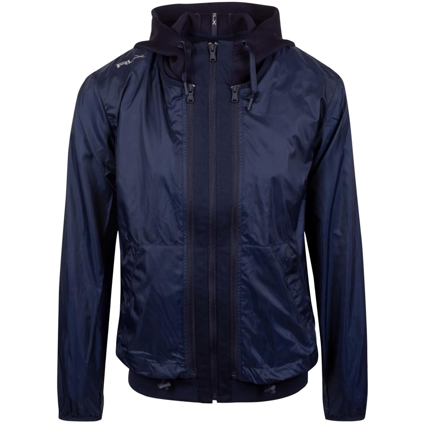 Womens Hybrid Spacer Jacket Royal Navy - SS20