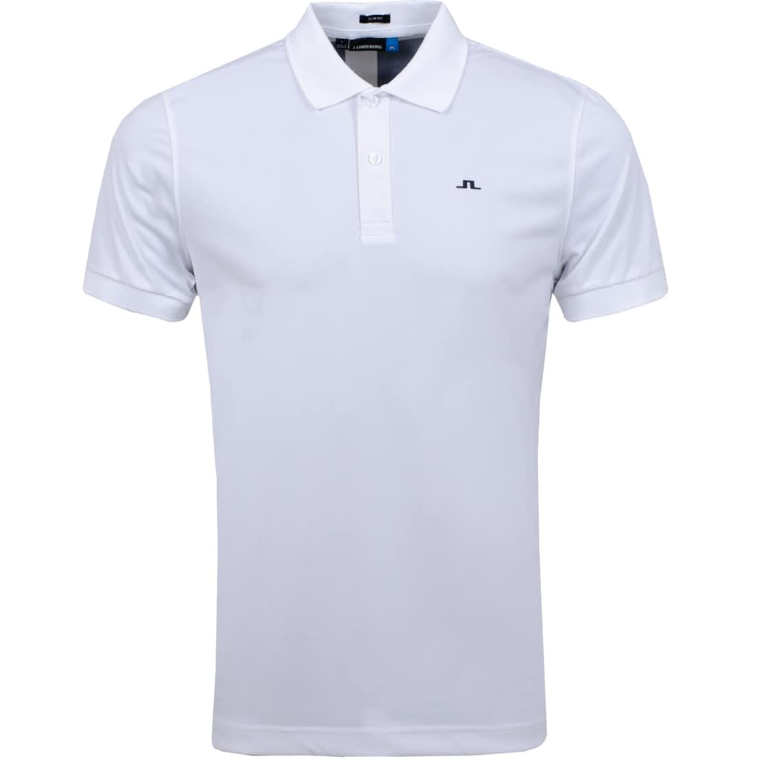 Beau Slim Fit Recycled TX Jersey White - SS20