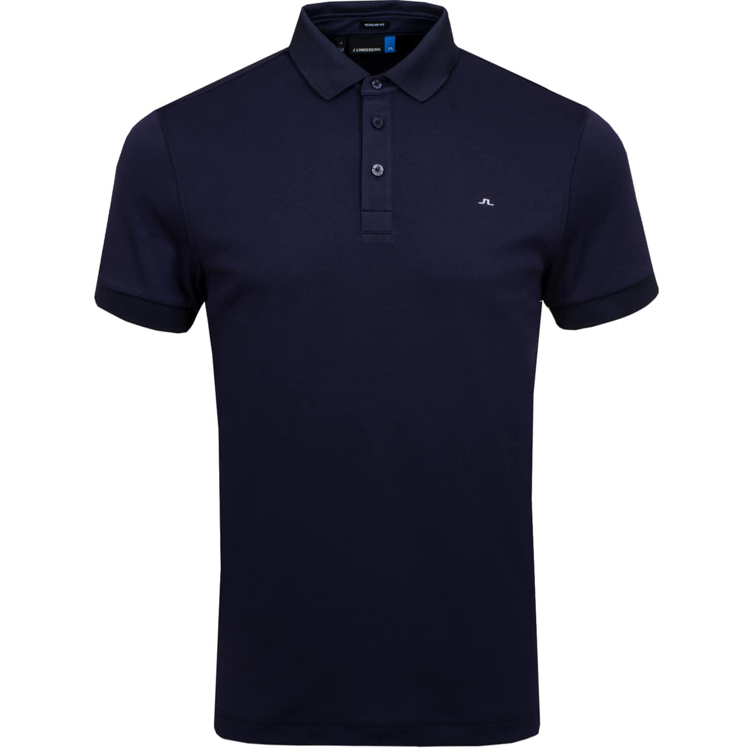 Stan Regular Fit Club Pique JL Navy - SS20