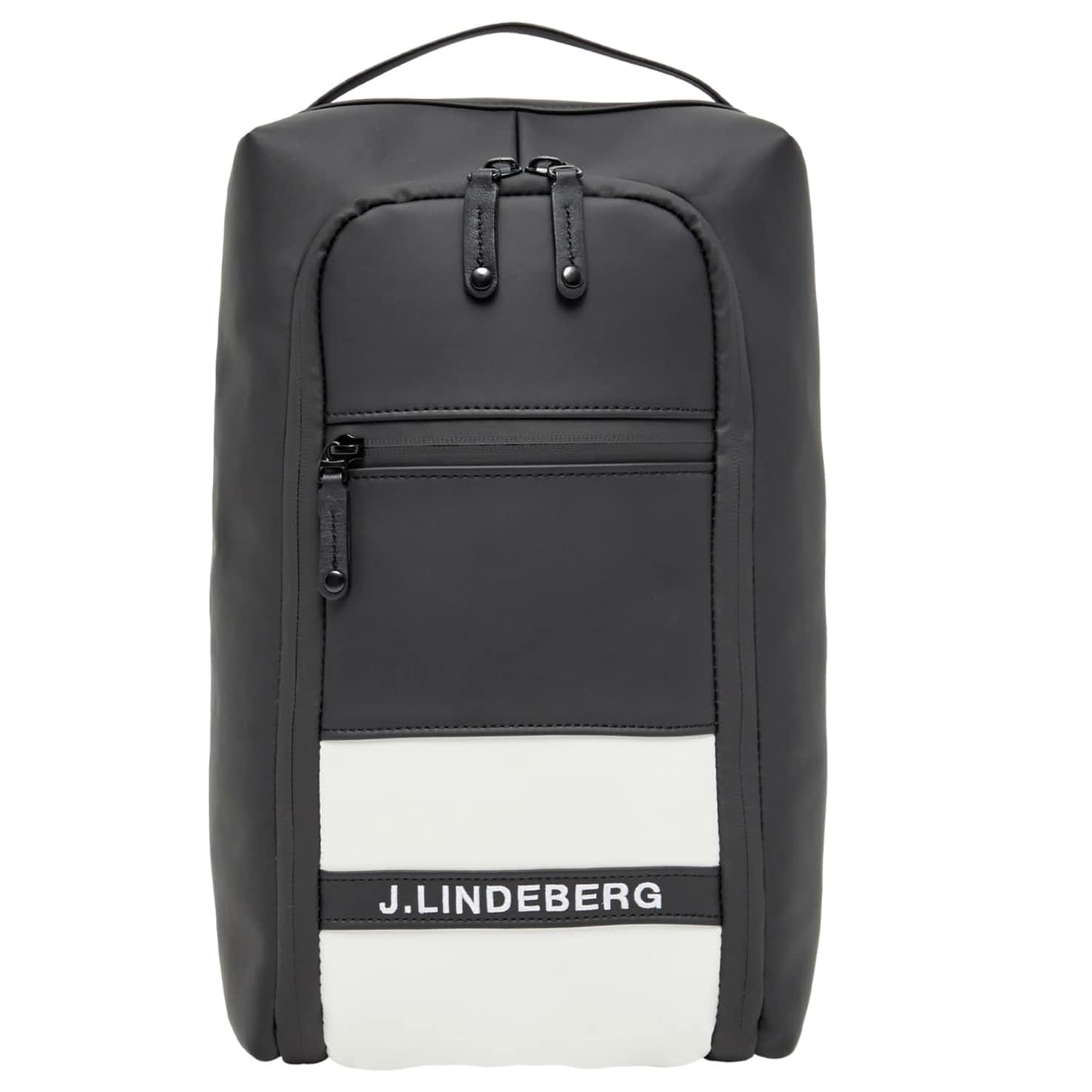 Footwear Bag Synthetic Leather Black - SS20
