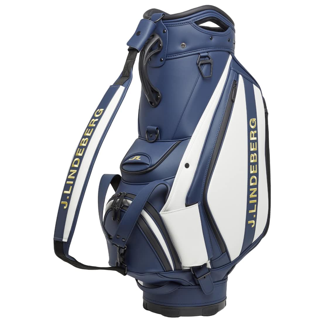 Staff Tour Bag Synthetic Leather JL Navy - SS20
