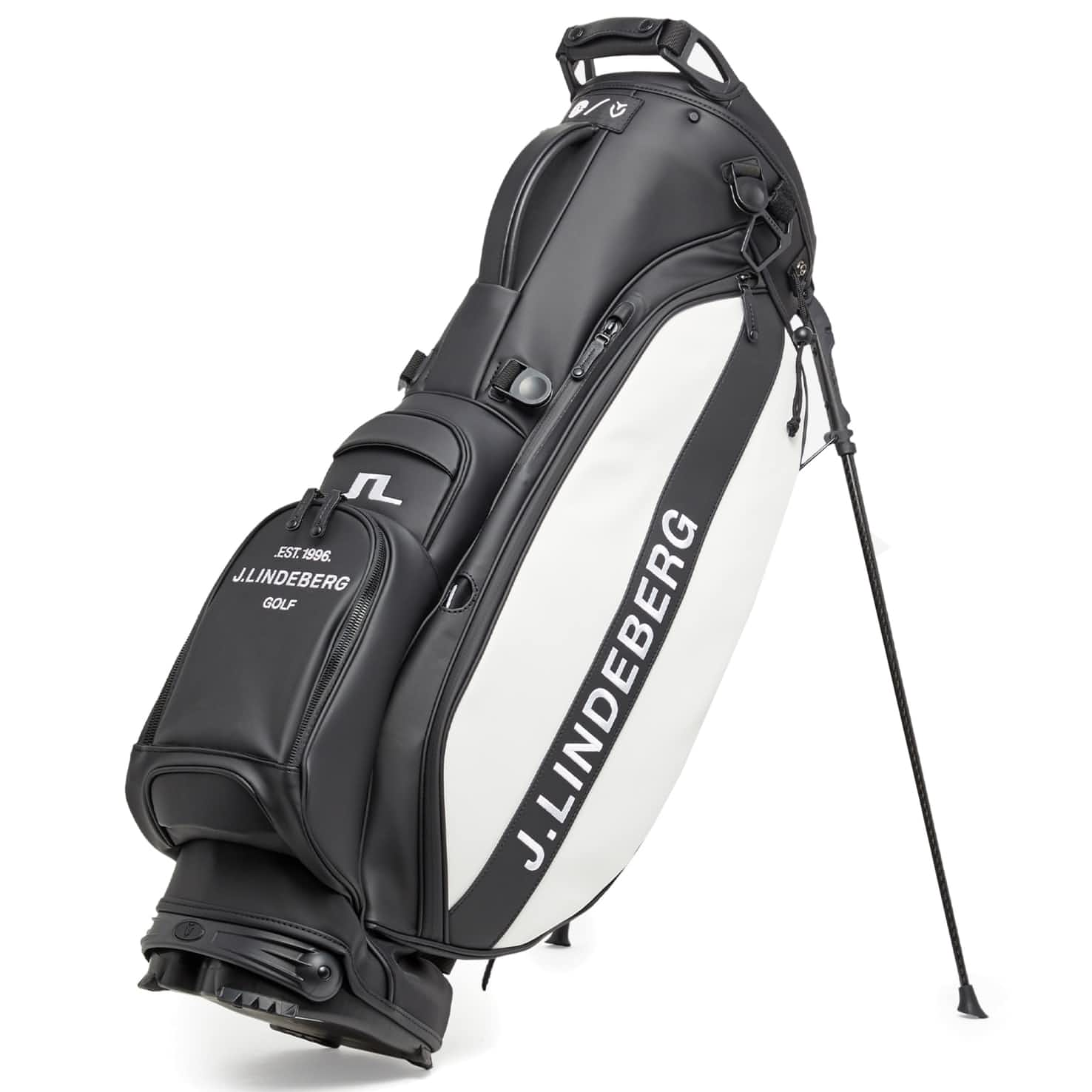Play Stand Bag Synthetic Leather Black - SS20