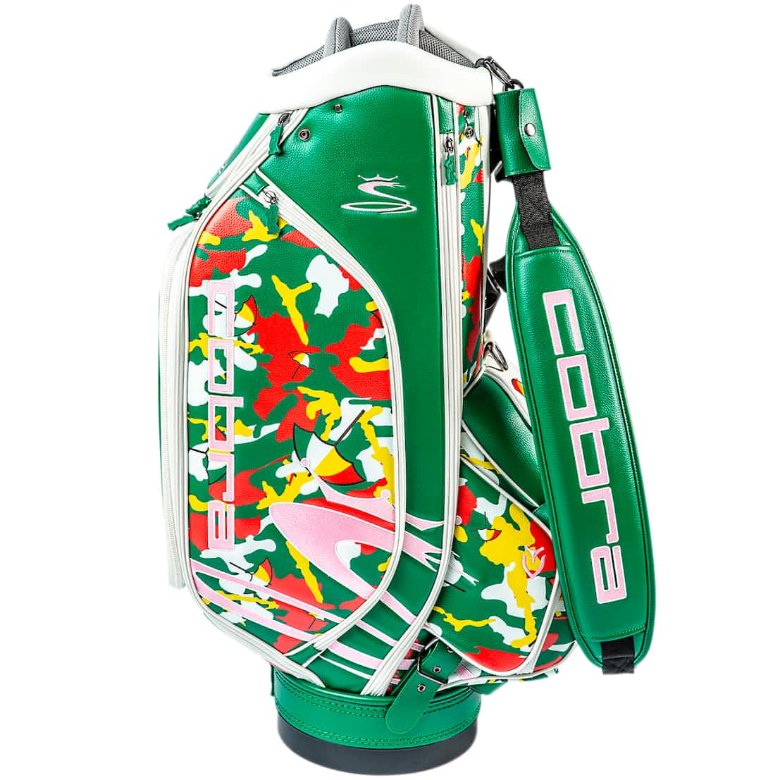 Limited Edition Arnold Palmer Staff Bag Bright Green - SS20