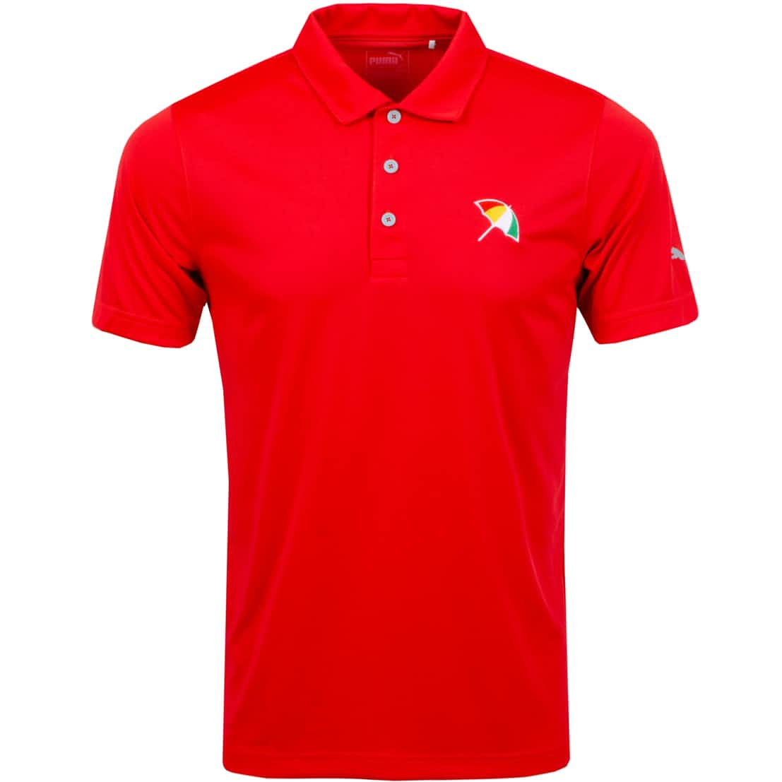 LE Arnold Palmer Rotation Polo Red - SS20