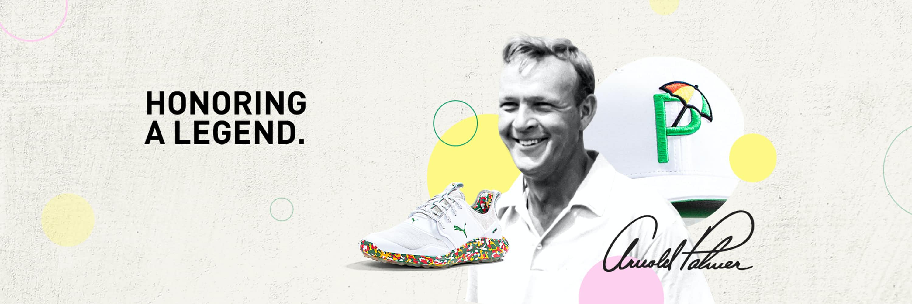 Limited Edition Arnold Palmer Capsule