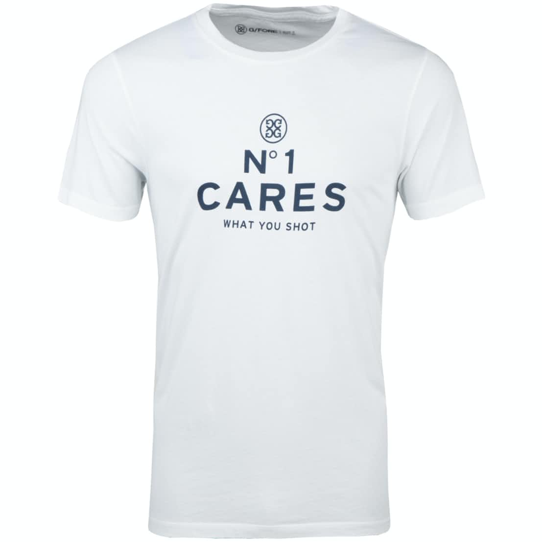 No1 Cares Tee Snow - 2019