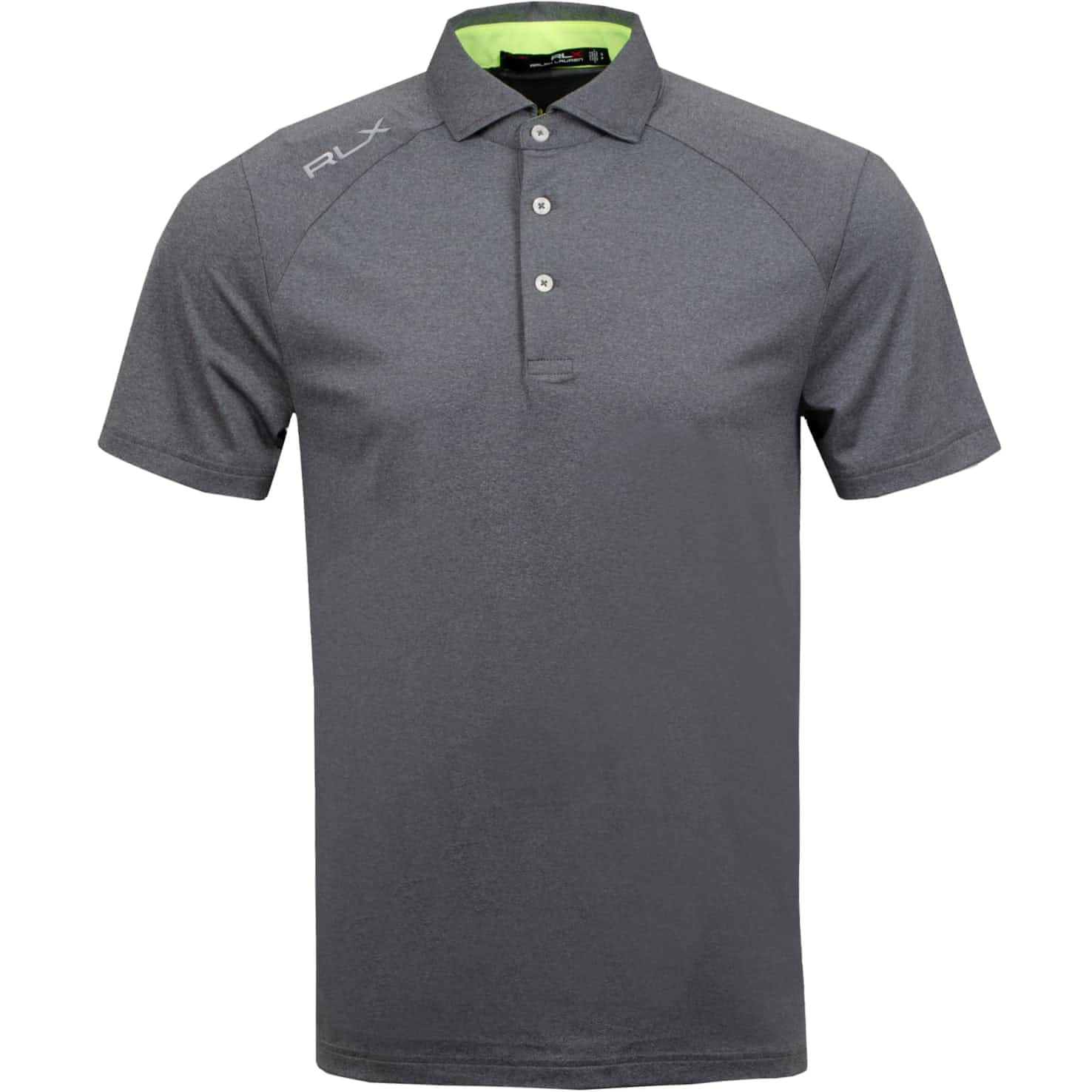 Active Featherweight Jersey Polo Grey - SS20