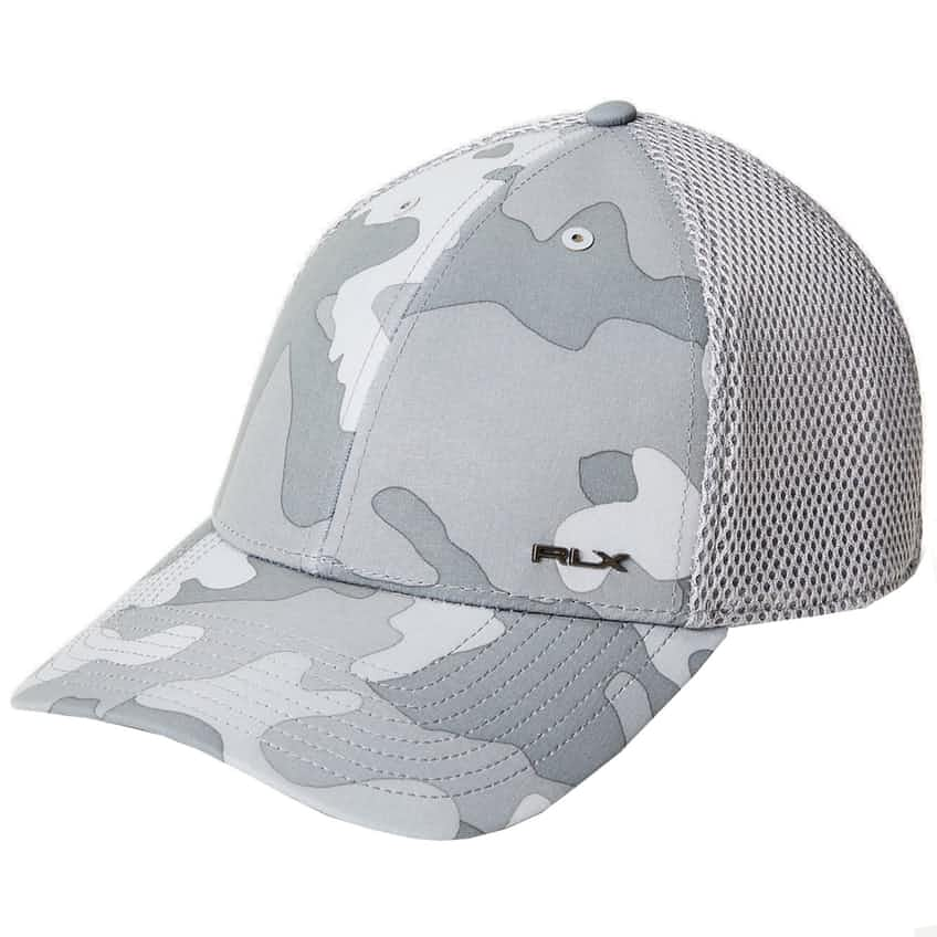 Flex Fit Cap Grey Camo - SS20