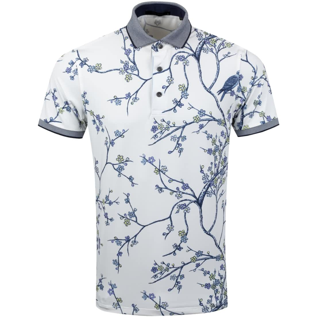 Thorns & Thistle Polo Arctic - SS20
