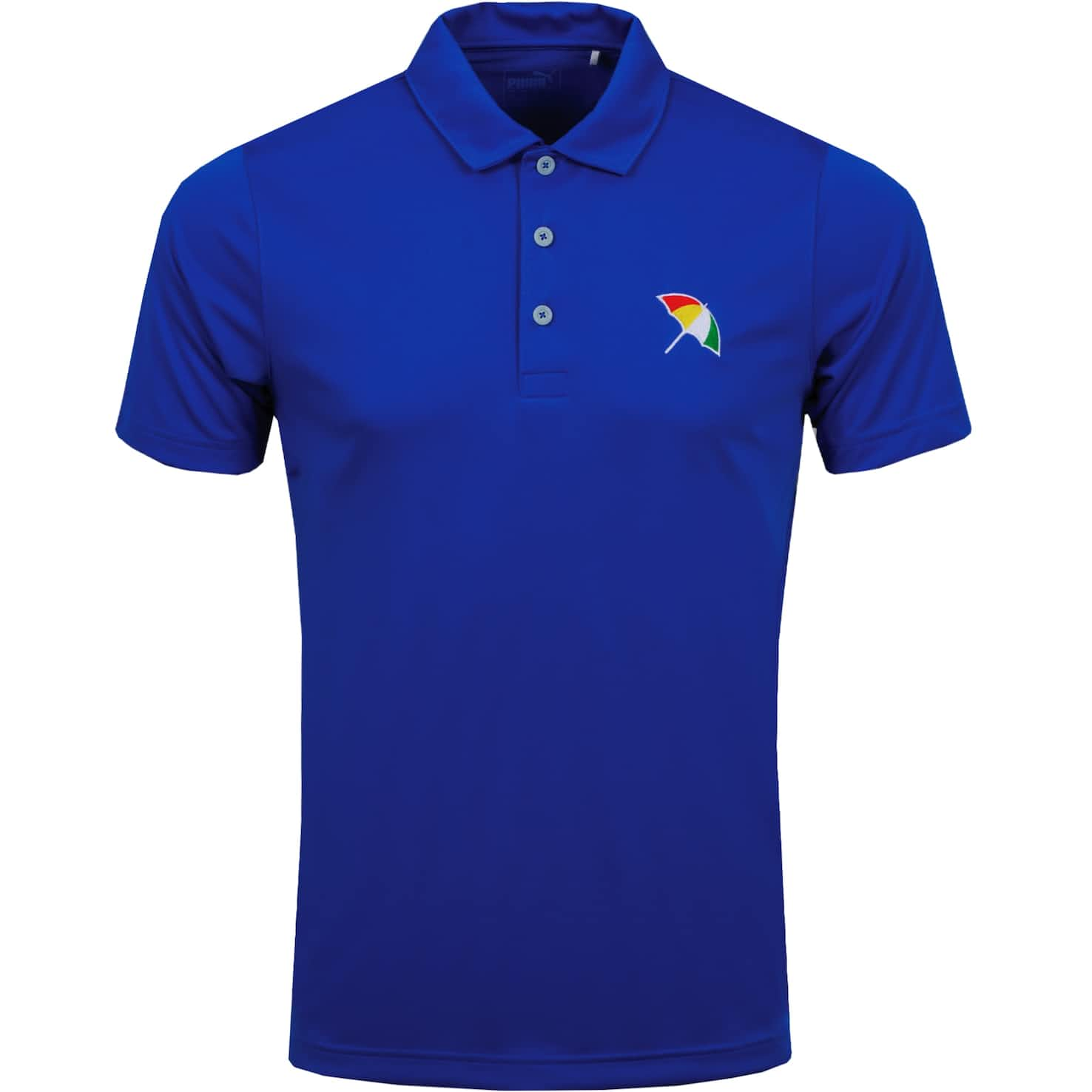 LE Arnold Palmer Rotation Polo Dazzling Blue - SS20