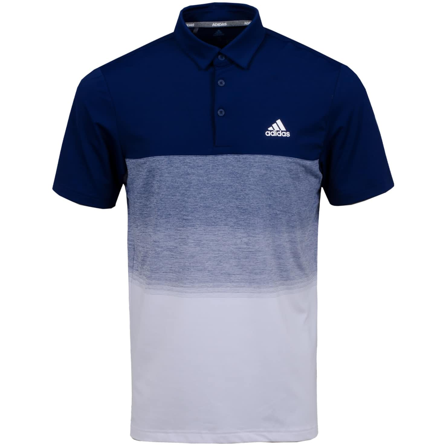 Ultimate 365 1.1 Print Polo Dark Blue - SS20