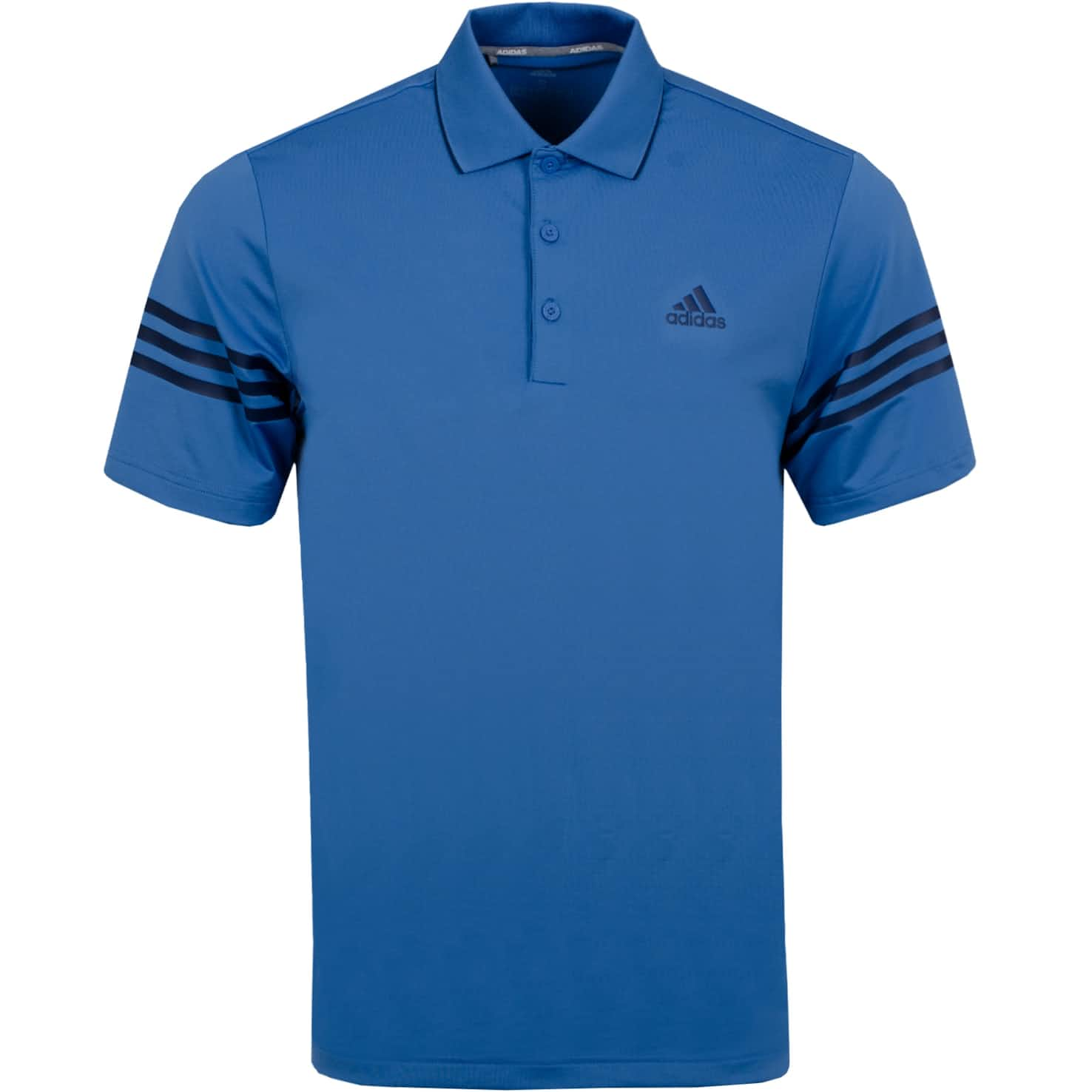 Ultimate 365 Blocked Polo Trace Royal - SS20