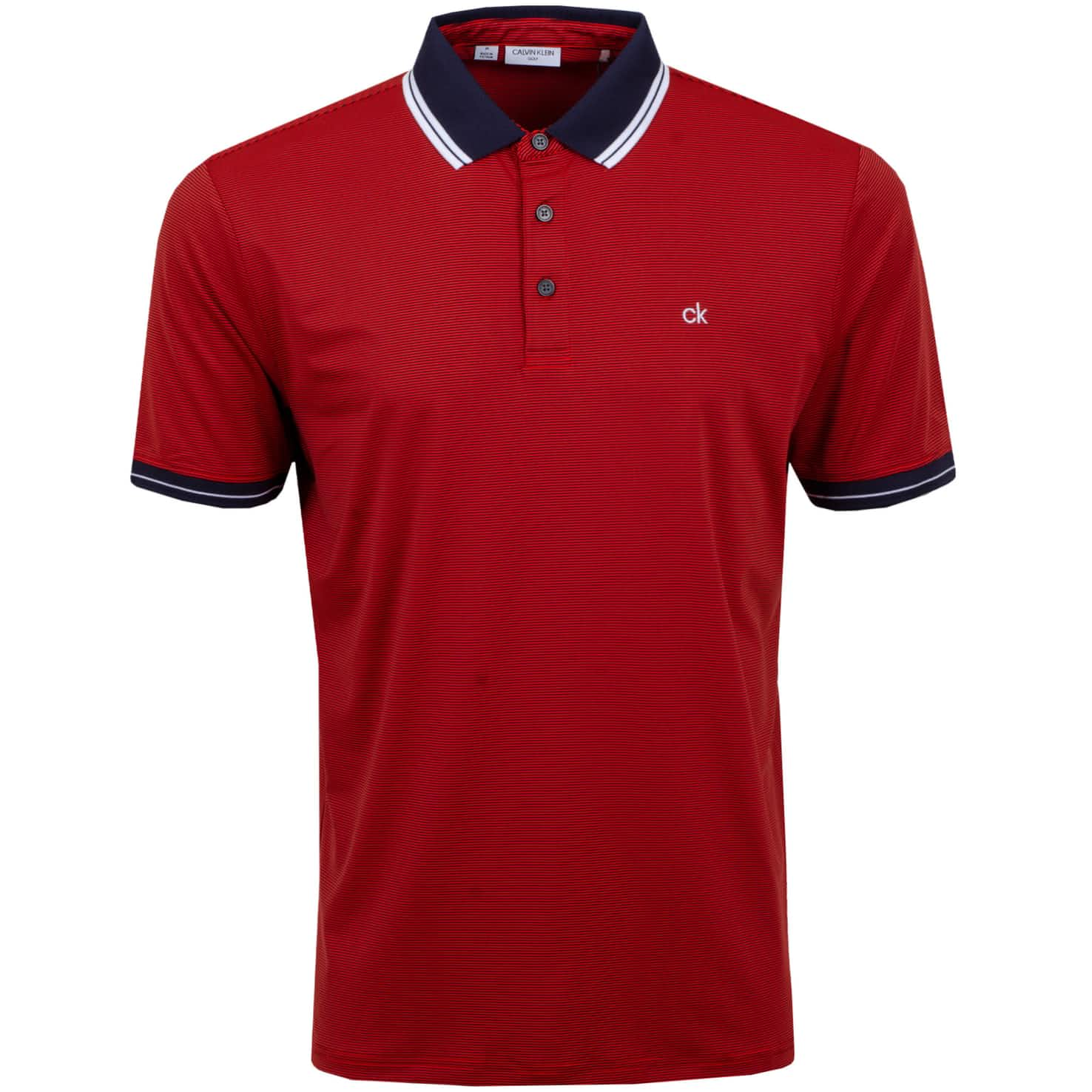 Blade Polo Fiery Red - SS20