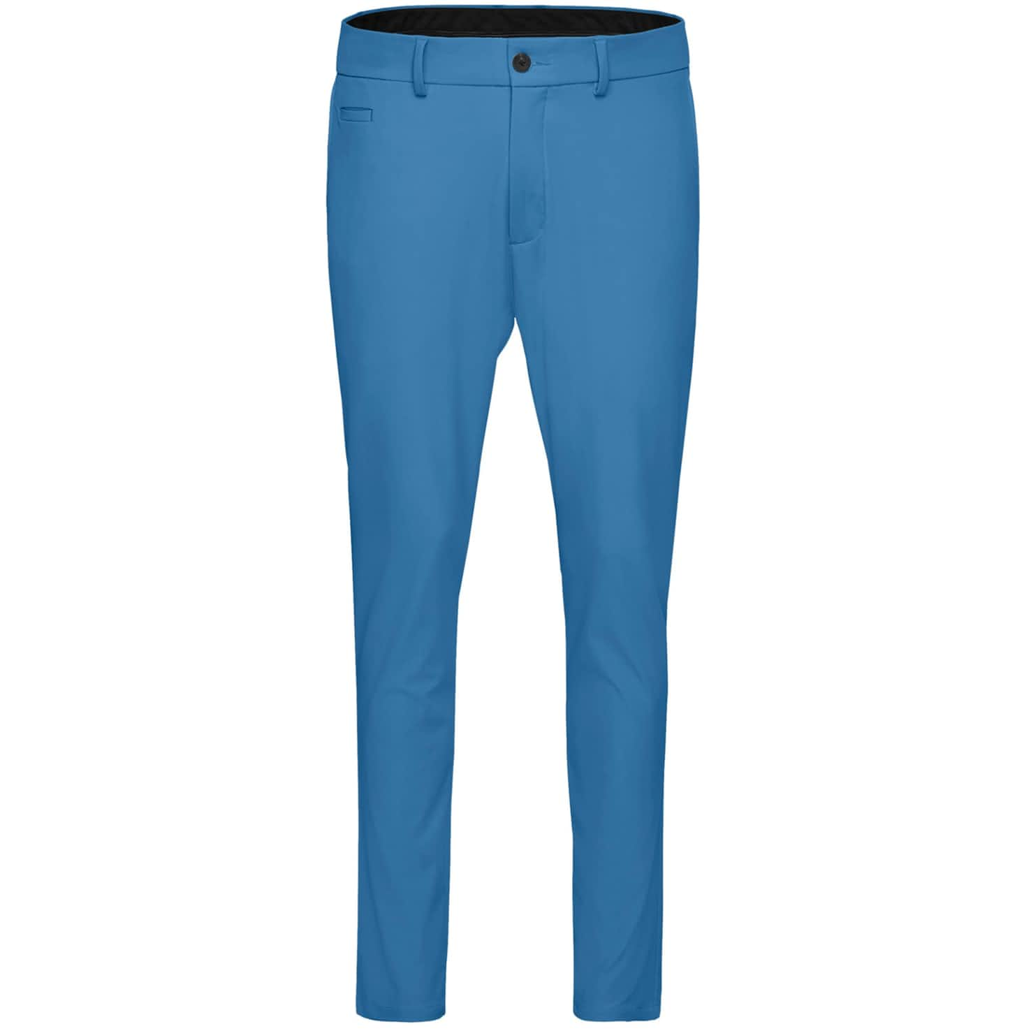 Ike Tailored Fit Trousers Quiet Harbour - SS20