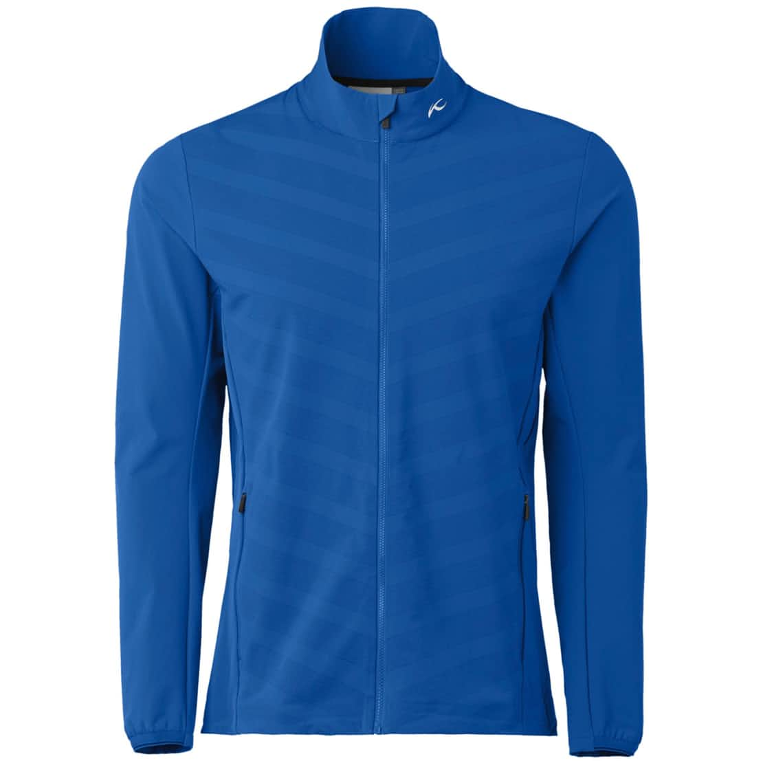 Dave Jacket Strong Blue - SS20