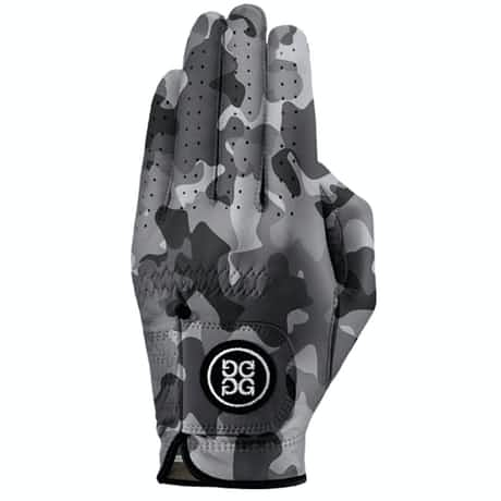 Mens Left Glove Delta Force Camo Charcoal - 2020