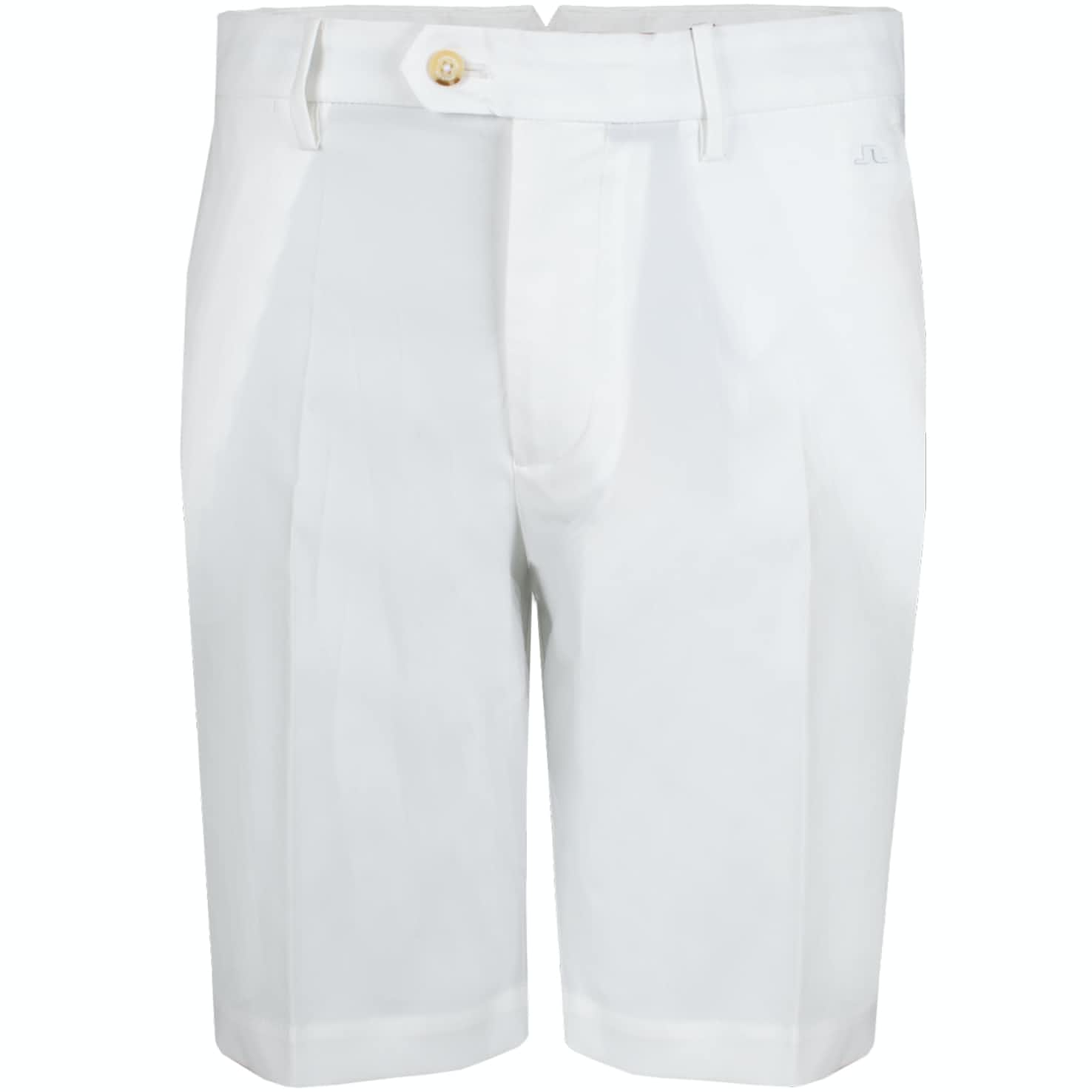 J.Lindeberg Palmer Schoeller 3xDry Shorts White - AW19