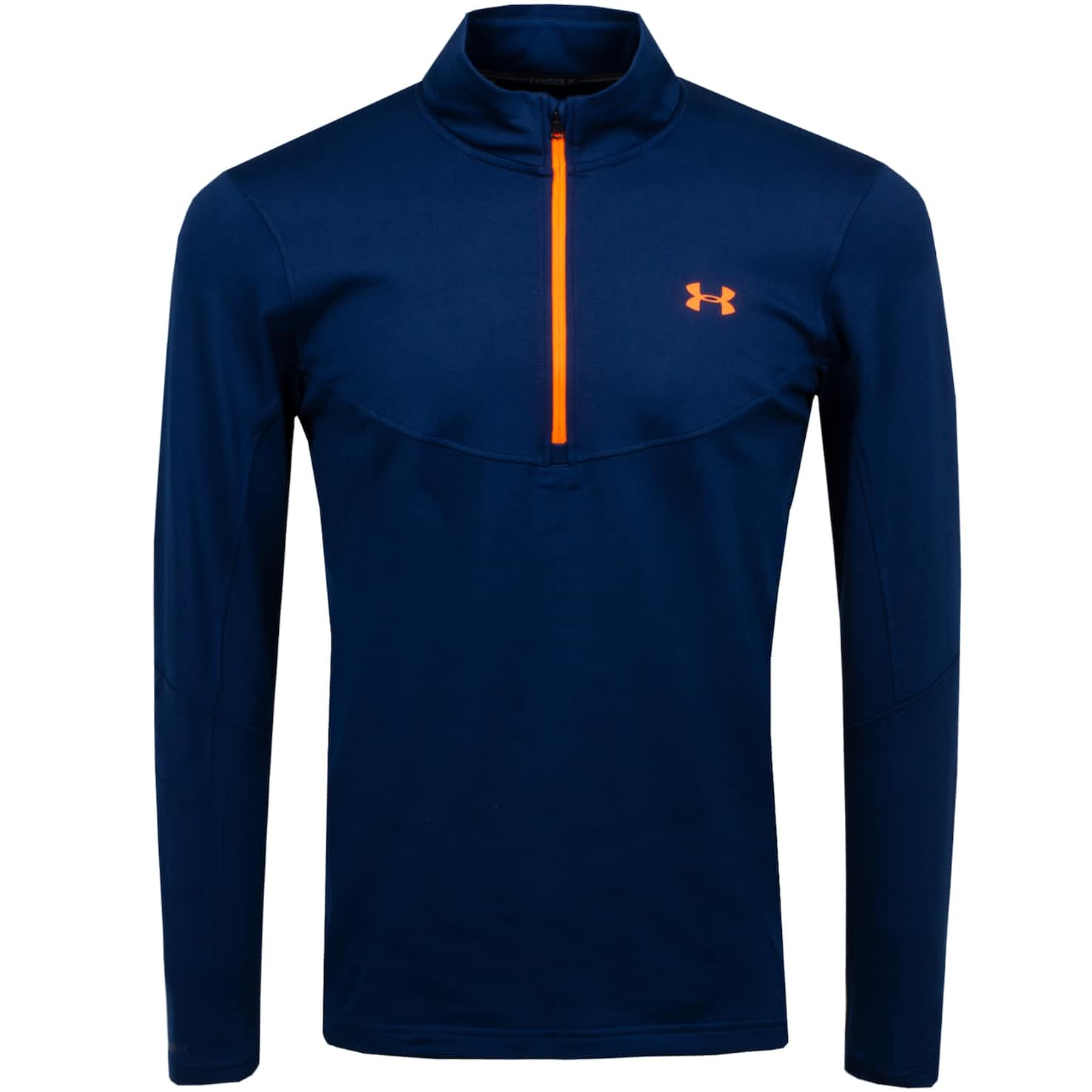 Storm Mid Layer Half Zip Academy/Orange Spark - SS20