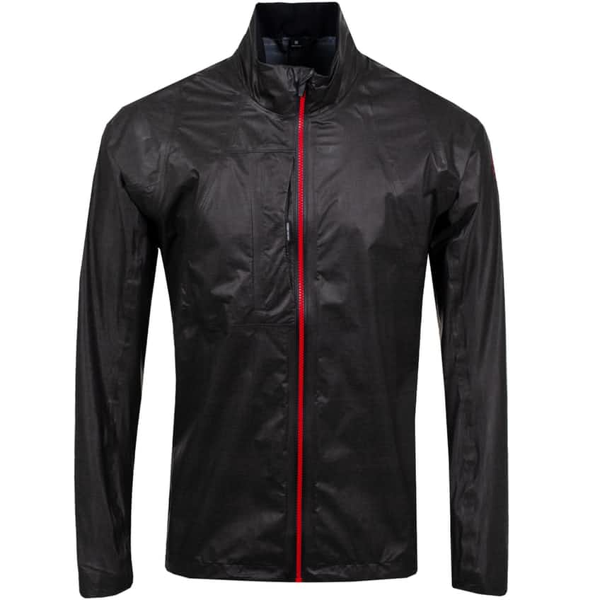 Ashton Gore-Tex Shakedry Jacket Ash Grey/Red - SS20
