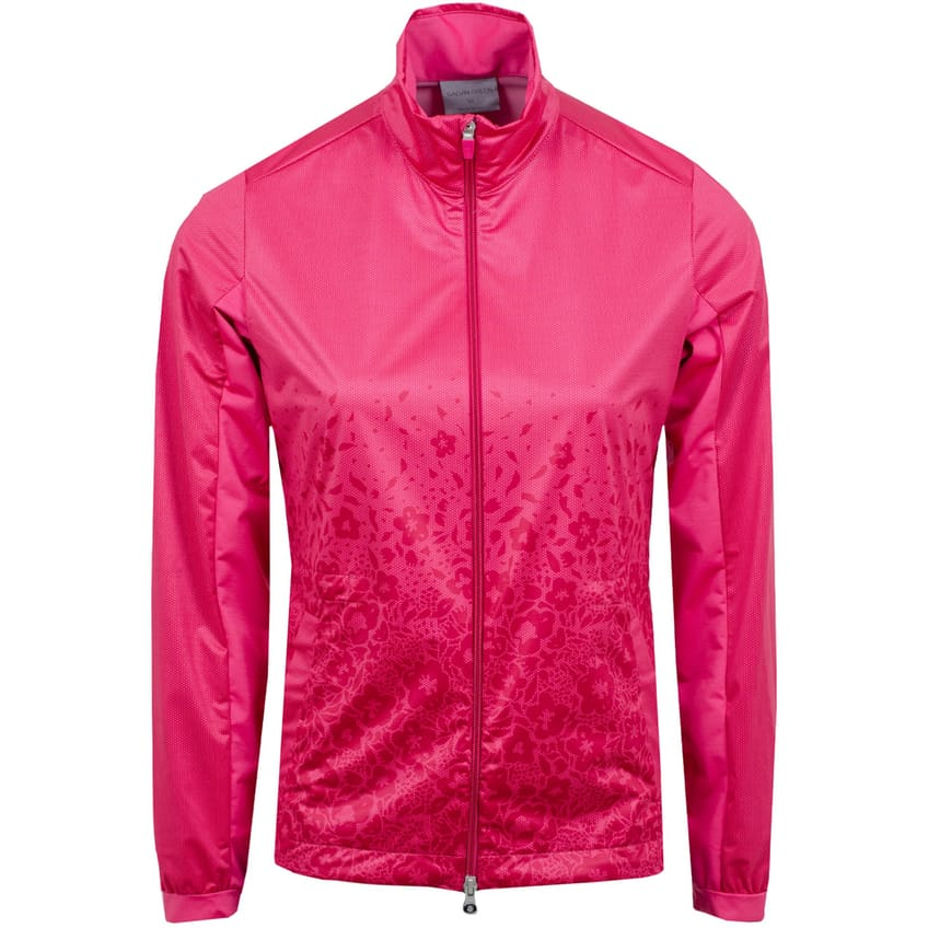 Womens Leonore Interface-1 Jacket Deep Pink - AW20