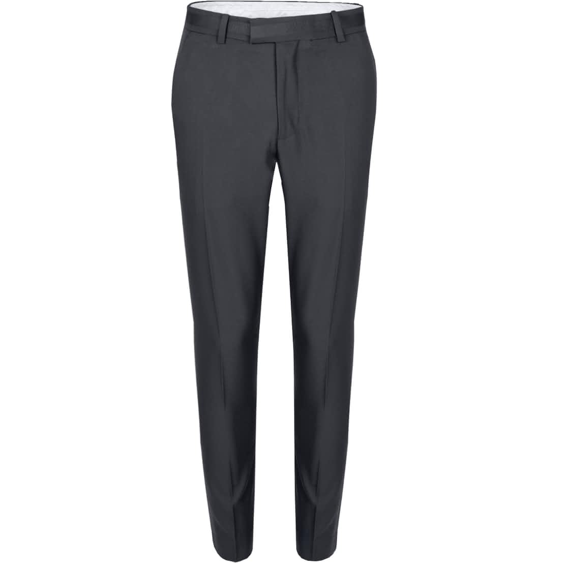Straight Leg Trousers Charcoal - SS20