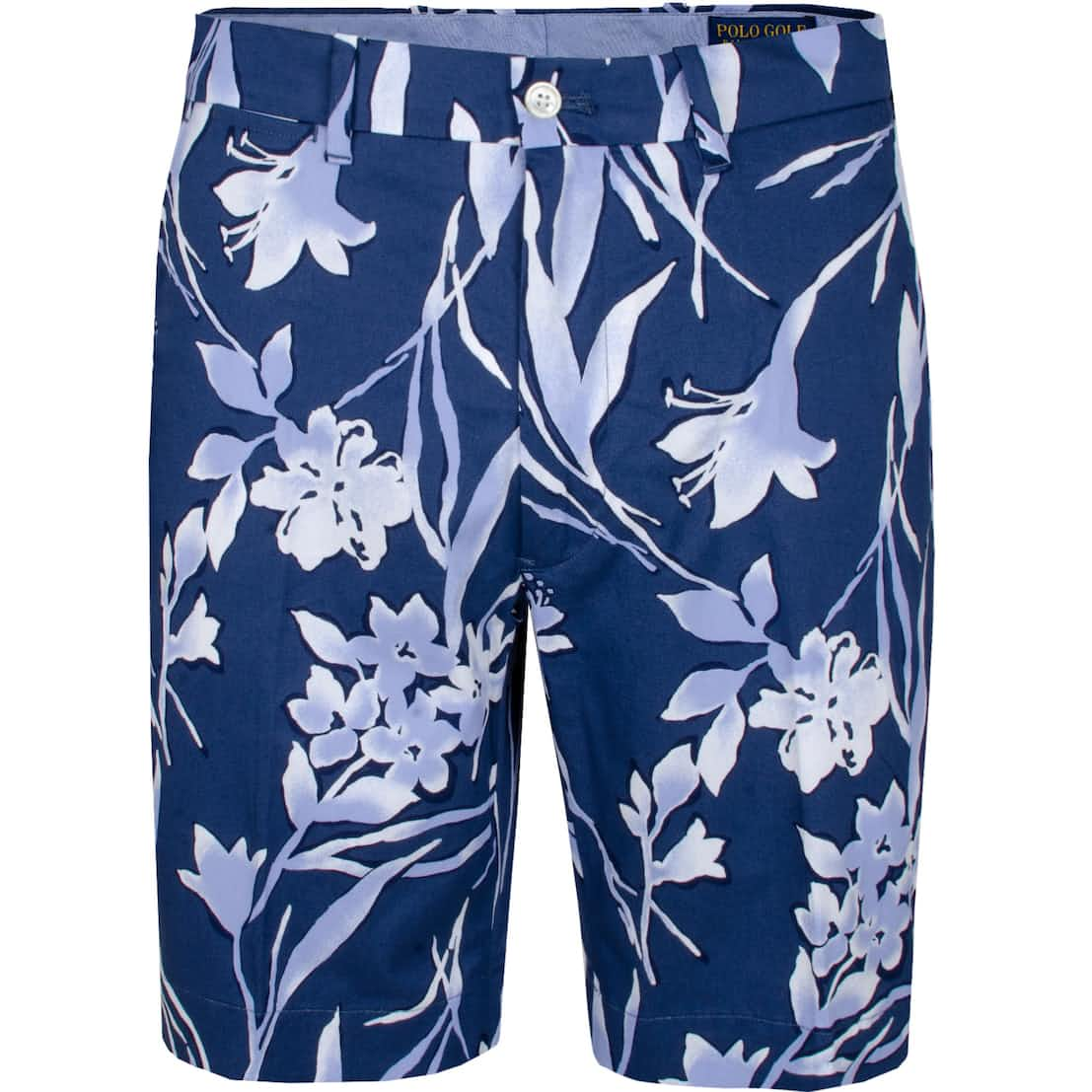 Cotton Stretch Shorts Ink Floral - SS20