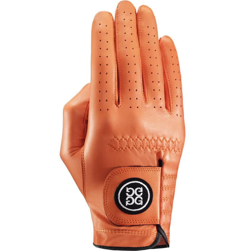 Mens Right Glove Tangerine - 2020