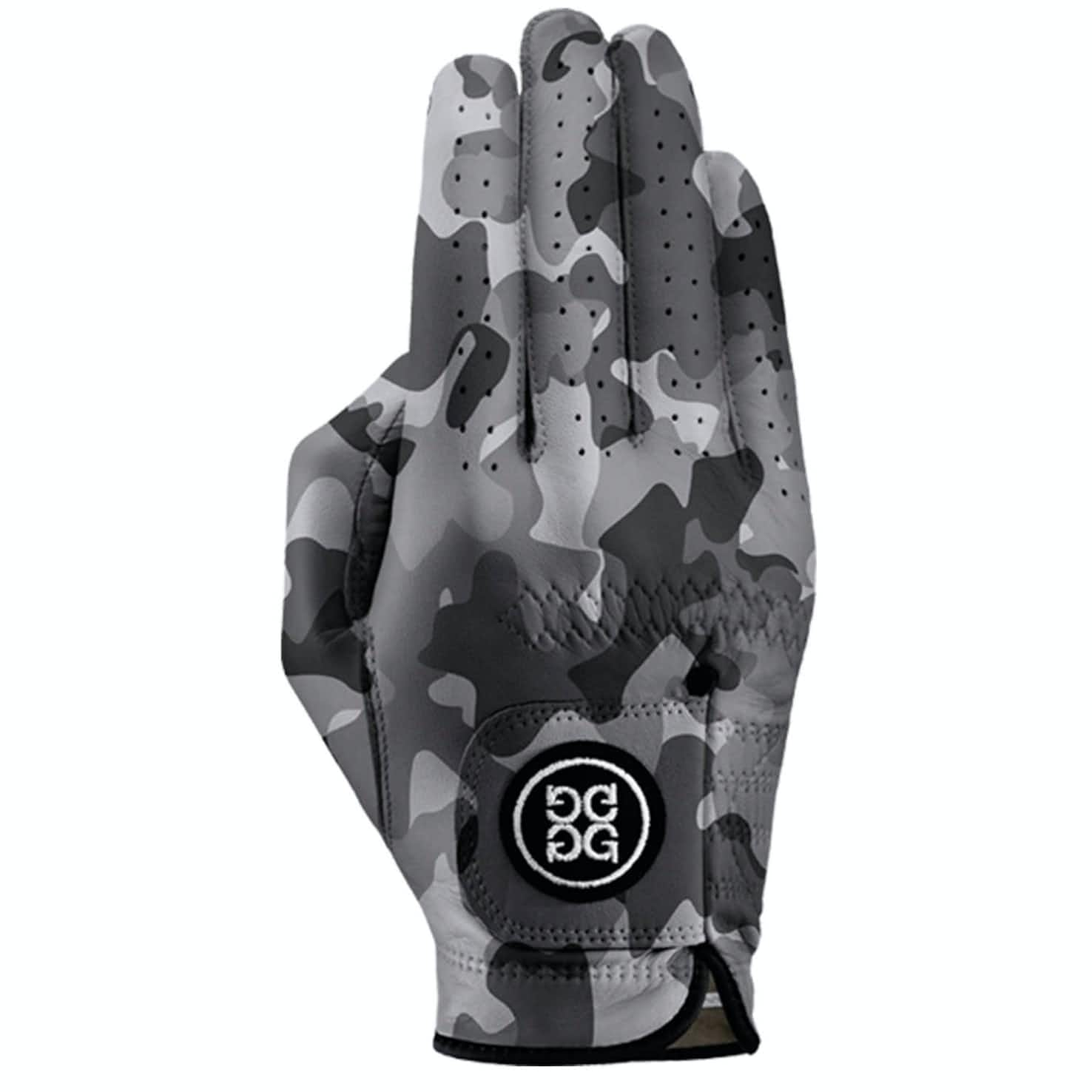 Mens Right Glove Delta Force Camo Charcoal - 2020