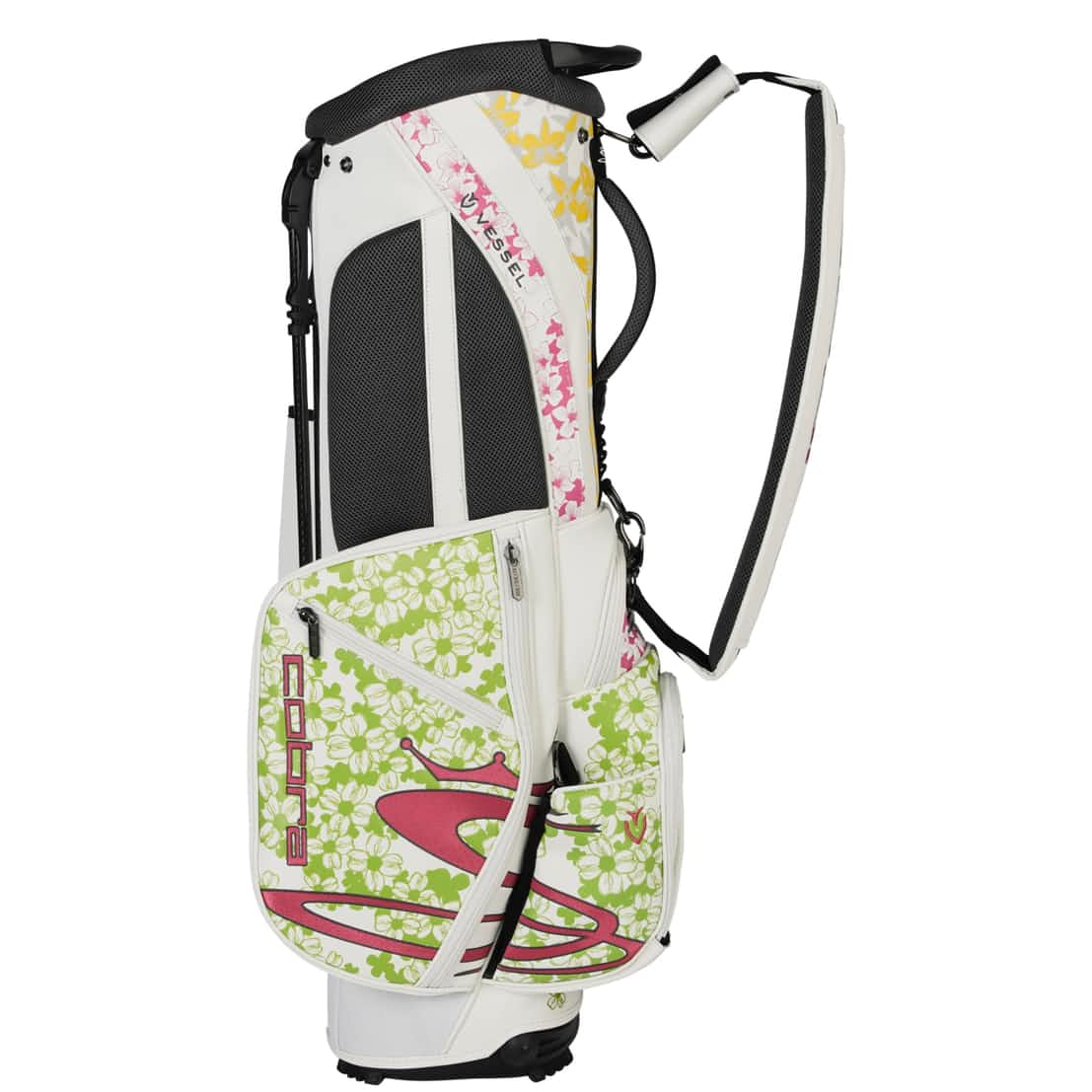 Limited Edition TournAMENt Stand Bag White - SS20