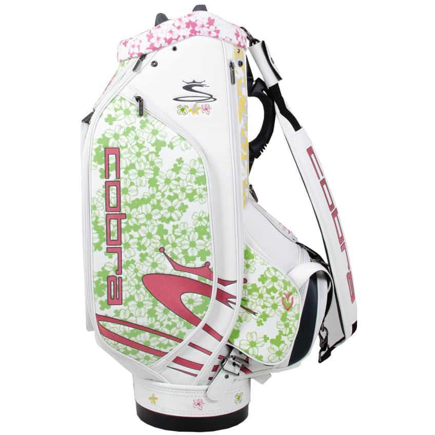 Limited Edition TournAMENt Staff Bag White - 2020