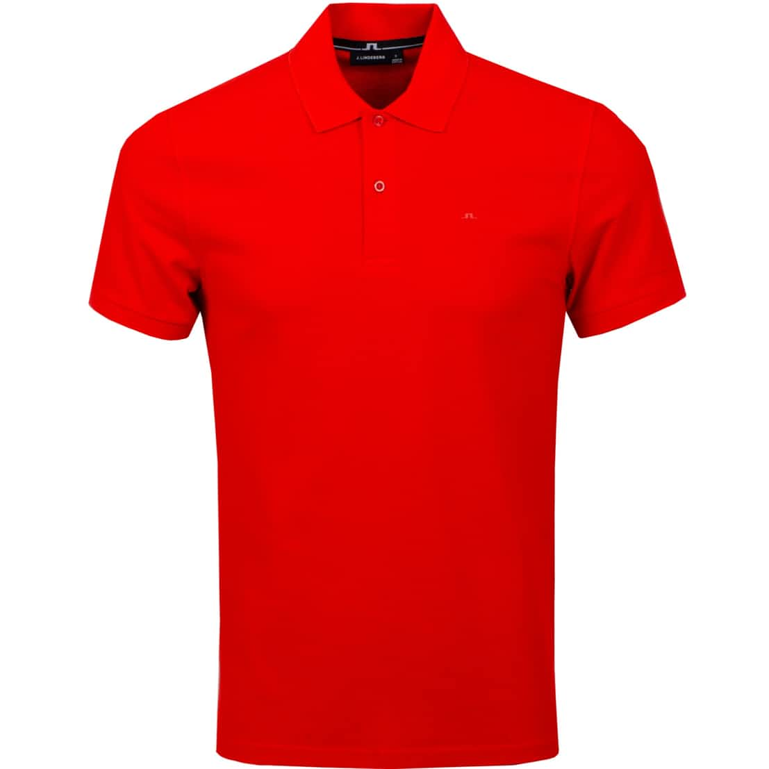 Troy Clean Pique Racing Red - SS20