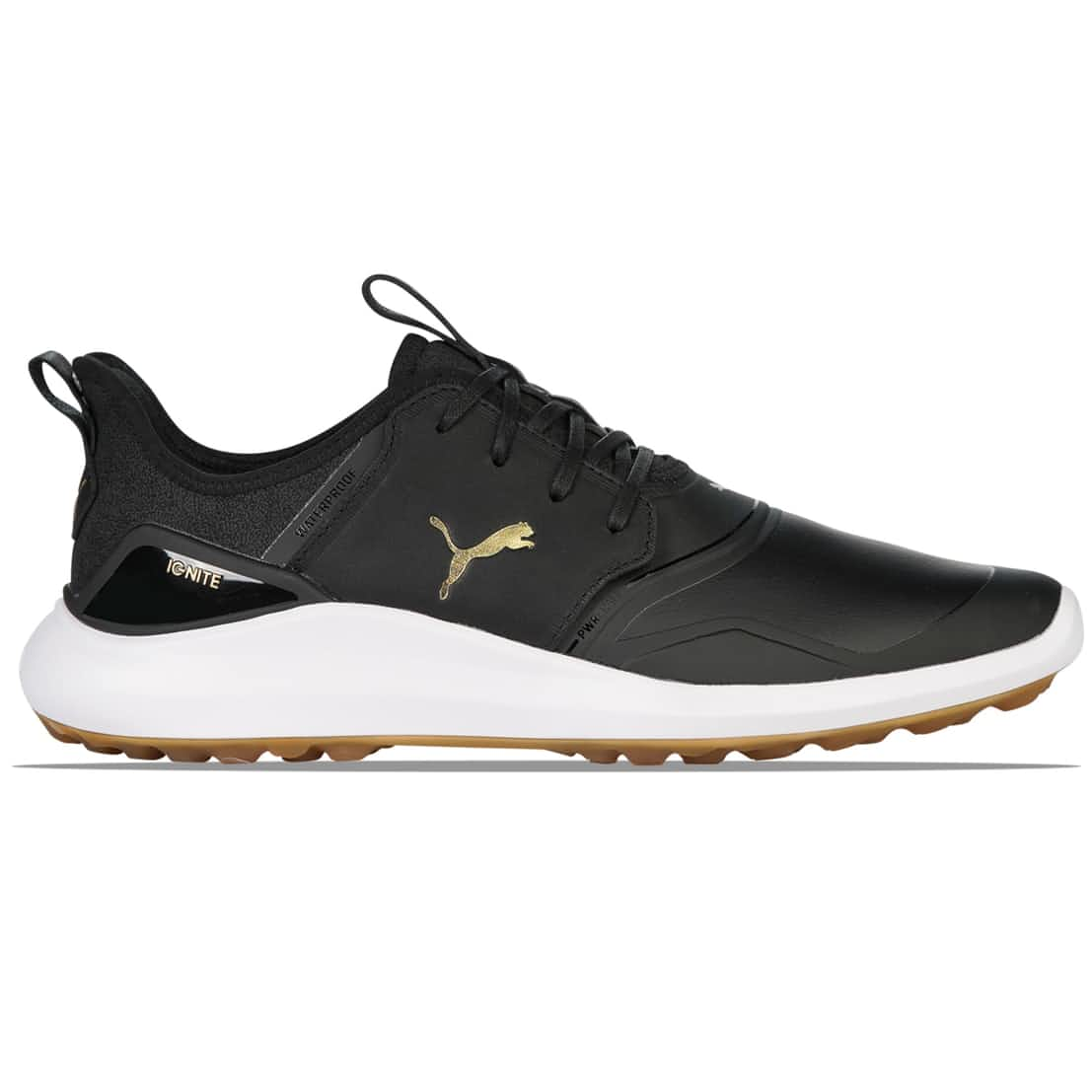 Ignite NXT Crafted Black/Black/Team Gold - AW20