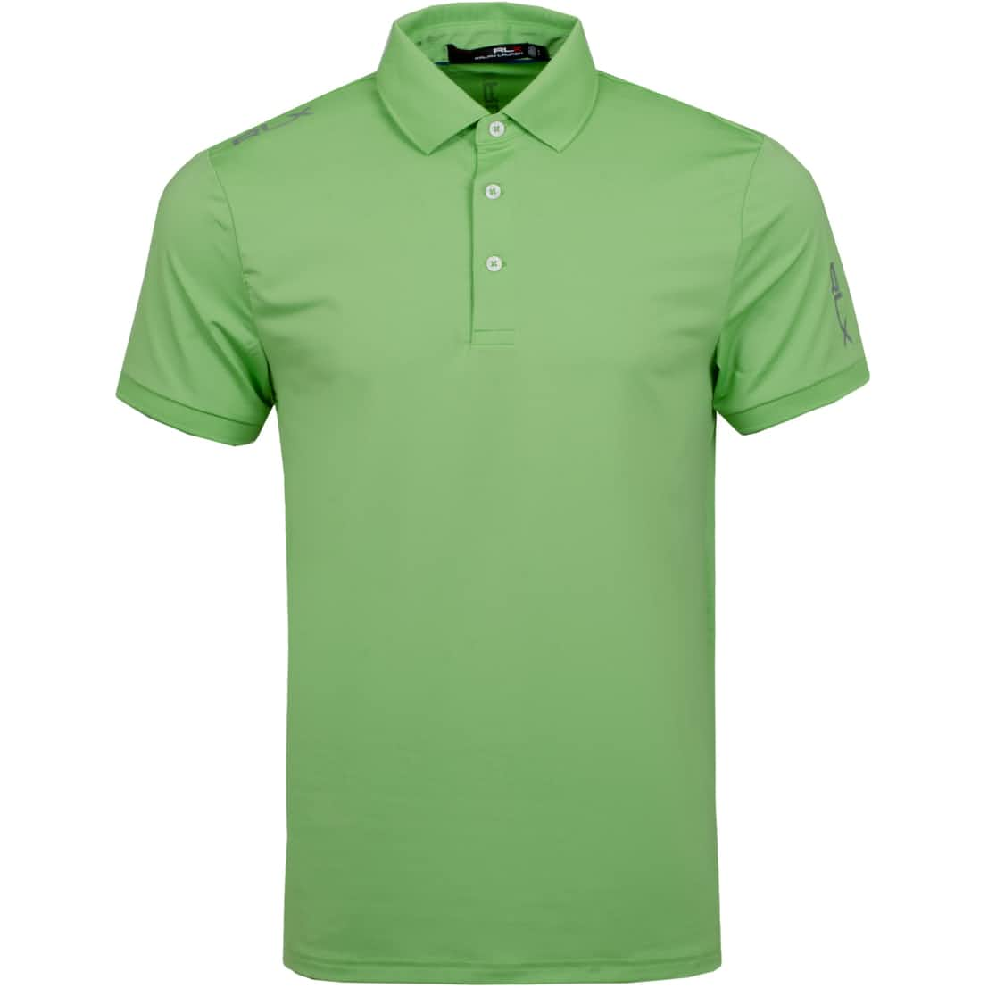 Solid Airflow Jersey Riviera Green - SS20