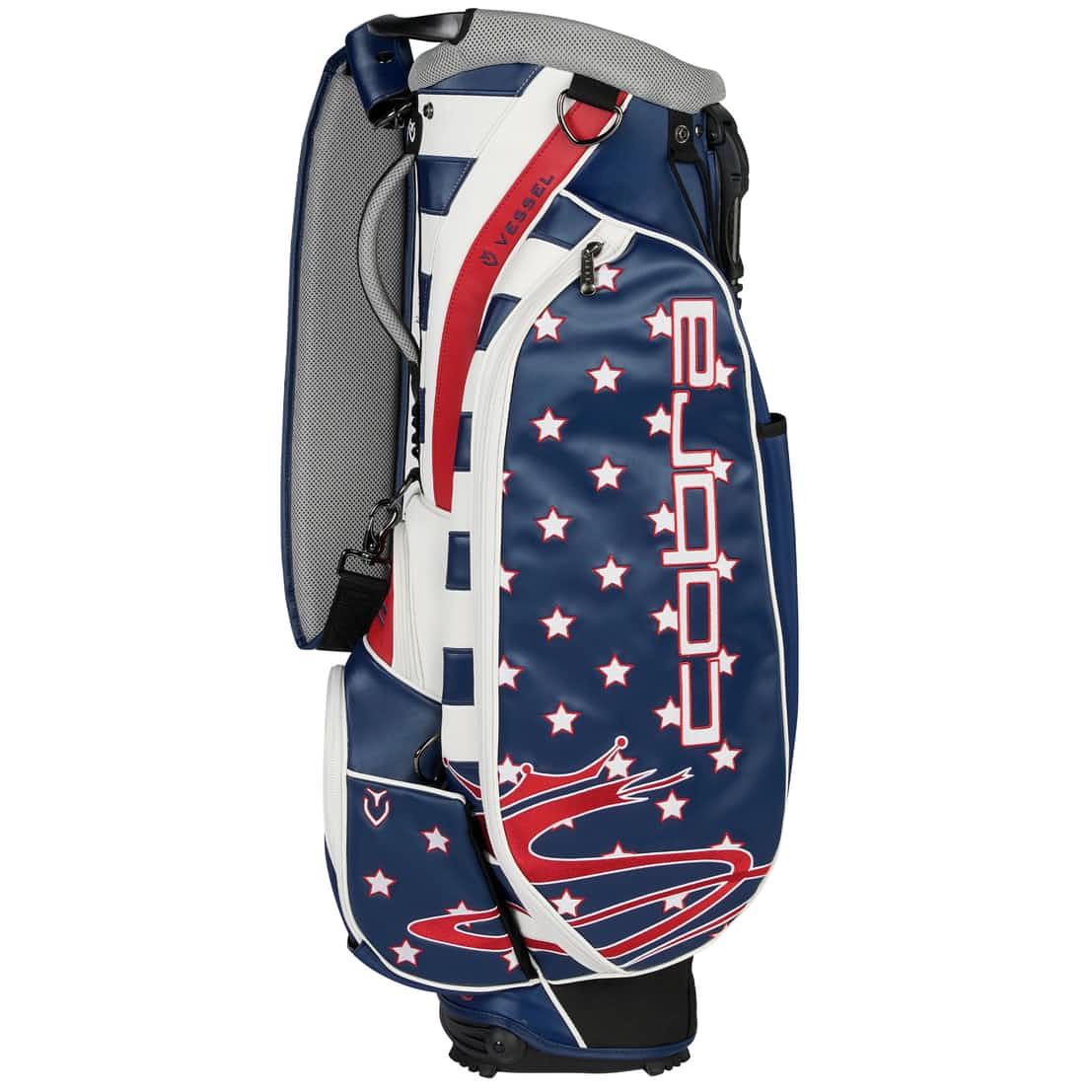 Limited Edition US Open Stand Bag White - SS20