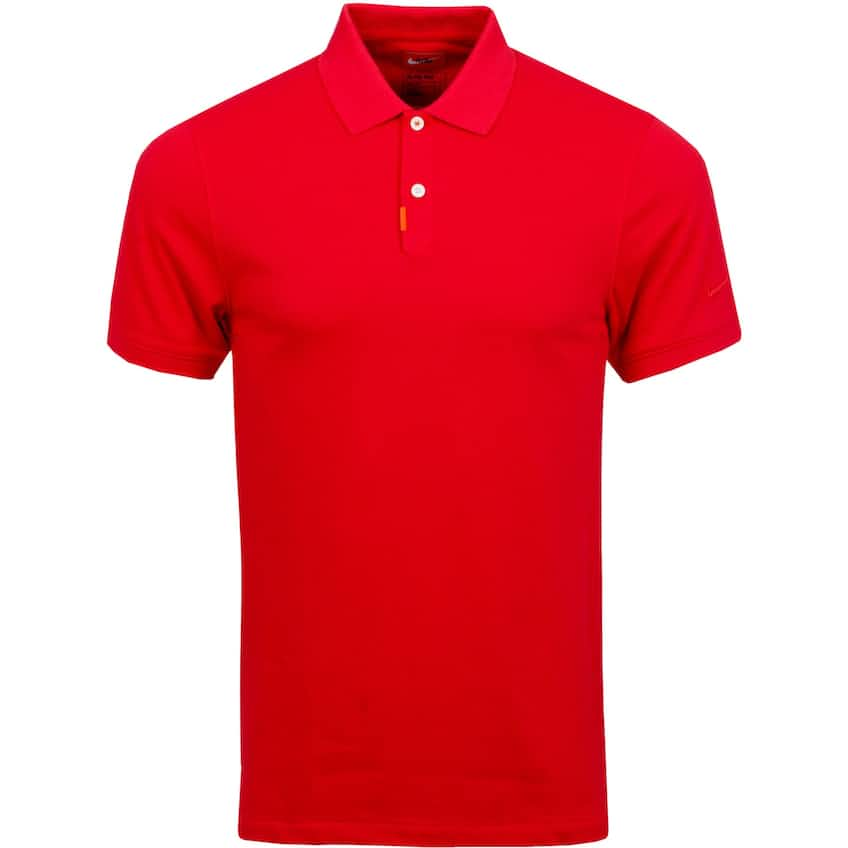 The Golf Slim Polo  Gym Red - Summer 20